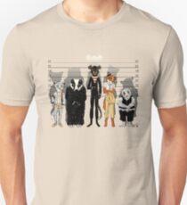 Ungewöhnliche Verdächtige Slim Fit T-Shirt