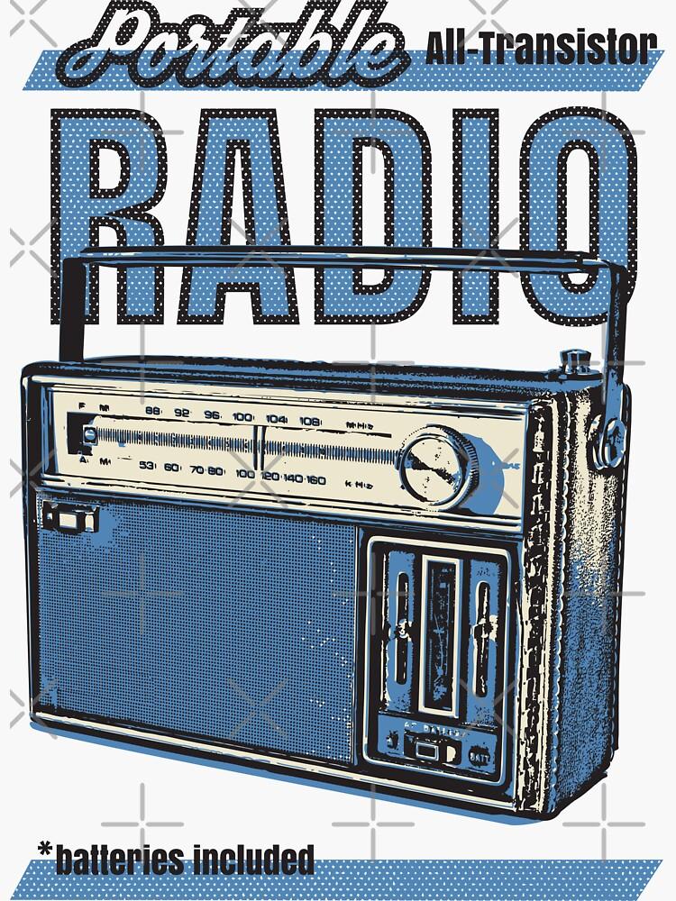 Analogue radio  by kislev