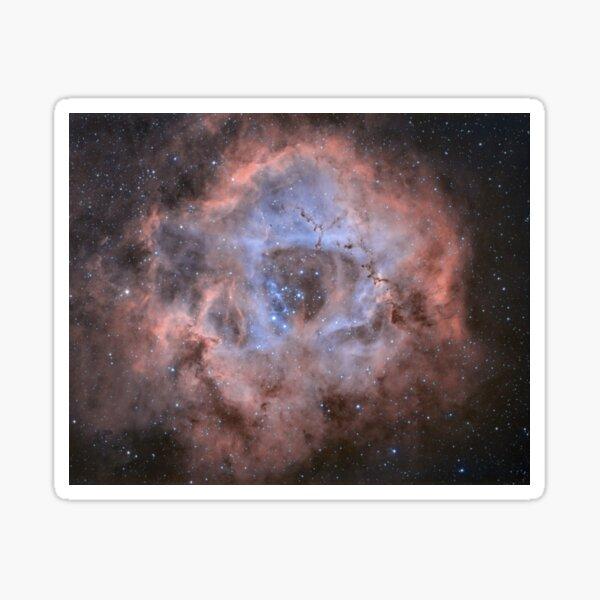Rosette Nebula Sticker