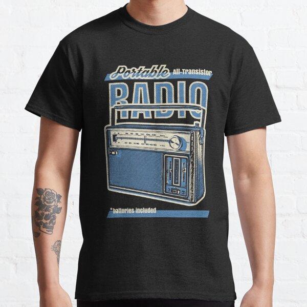 Analogue radio  Classic T-Shirt