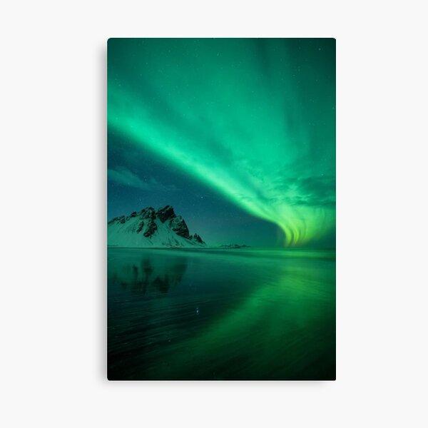 atmosphere, underwater, water, dark, landscape, nature, sea, light - natural phenomenon Canvas Print