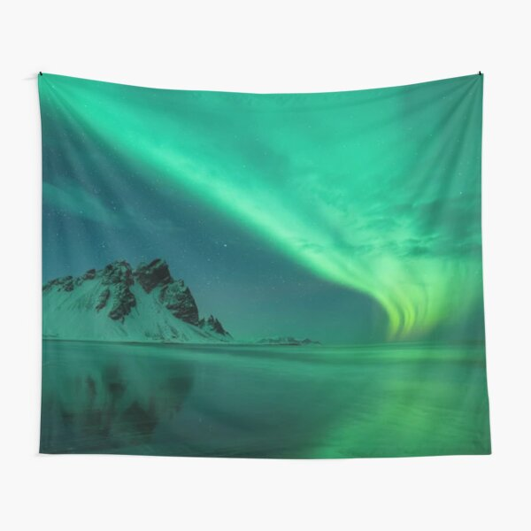 atmosphere, underwater, water, dark, landscape, nature, sea, light - natural phenomenon Tapestry