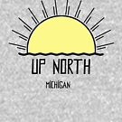 Up North Michigan by Megan Noble