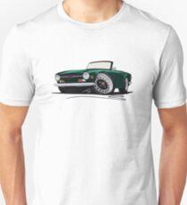 Triumph TR6 BRG Unisex T-Shirt