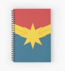 Higher, Further, Faster, More.  Spiral Notebook