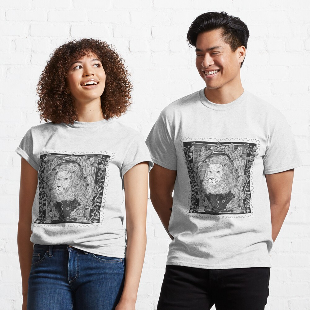 Stamp_ Classic T-Shirt