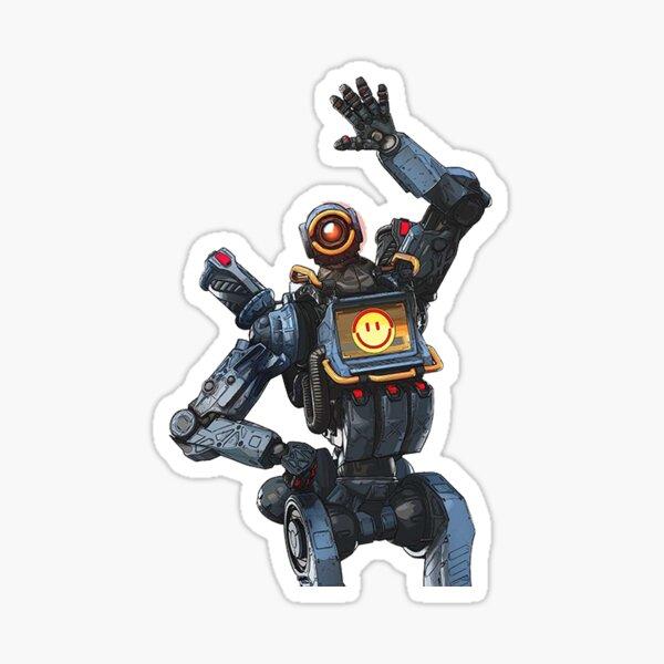 Pathfinder Apex Legends Sticker