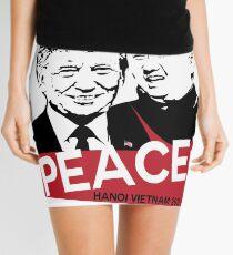 PEACE Summit 2019 President Trump Kim Jong un  Mini Skirt