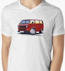 VW T25 / T3 D.Red T-Shirt