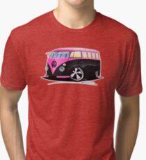 VW Splitty (23 Window) C Tri-blend T-Shirt