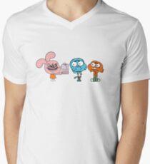 Evil Anais  V-Neck T-Shirt