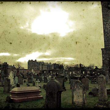 Cemetery by DanTreasure