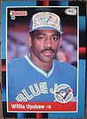 455 - Willie Upshaw by Foob's Baseball Cards