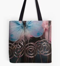 Butterfly Kitch Tote Bag