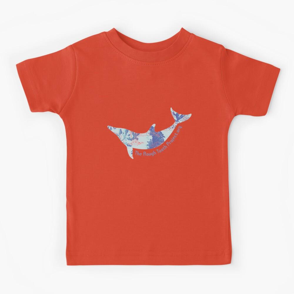 Calming Coral Core Kids T-Shirt