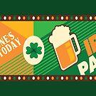 St. Patrick's Day, Party von BokeeLee