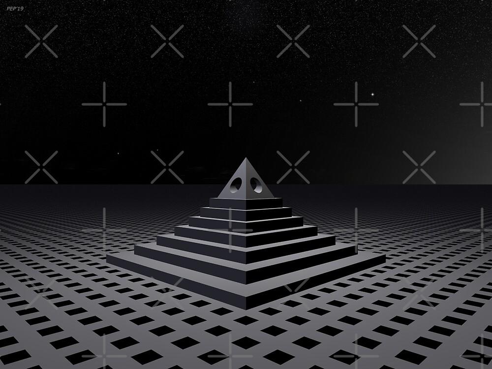 Geheimnisvolle Pyramide von Phil Perkins