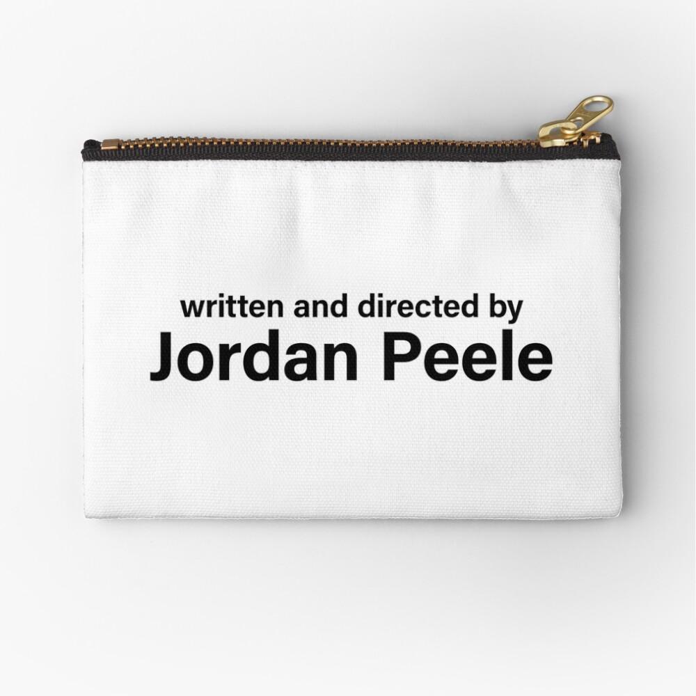 Jordan Peele Zipper Pouch