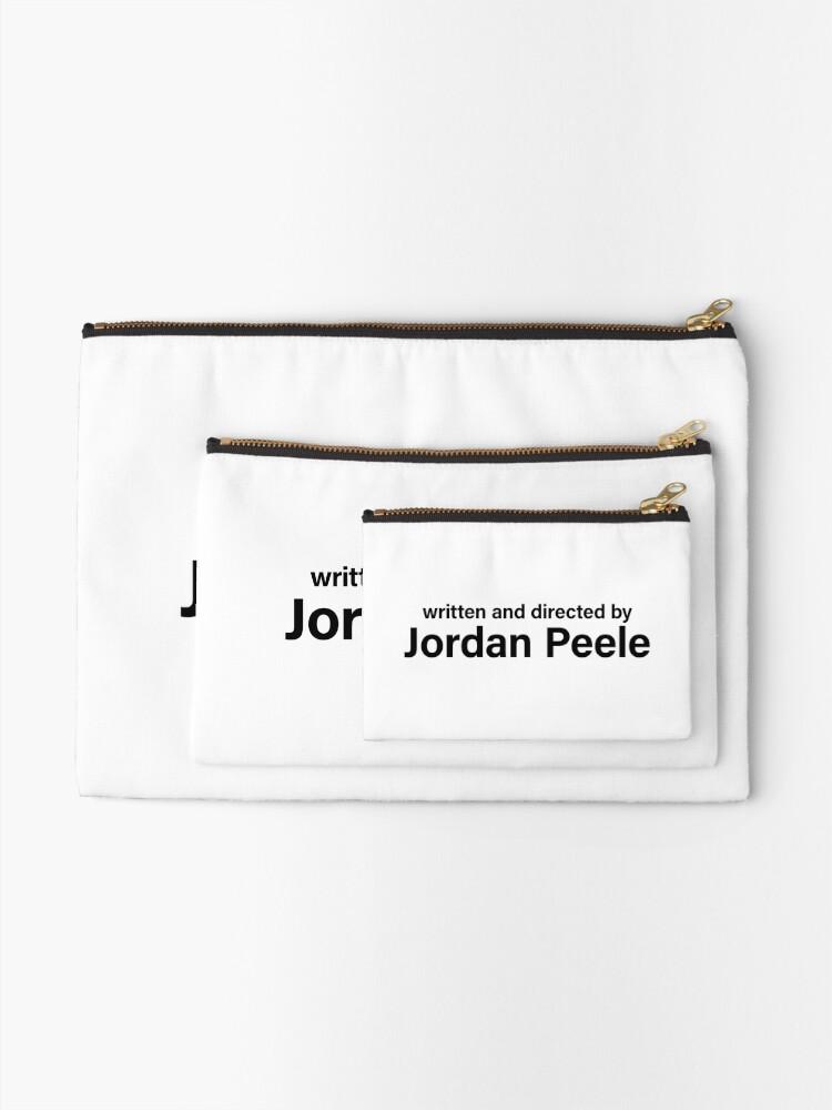 Alternate view of Jordan Peele Zipper Pouch