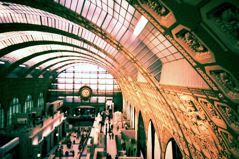 Orsay museum, Paris by Nicolas Noyes
