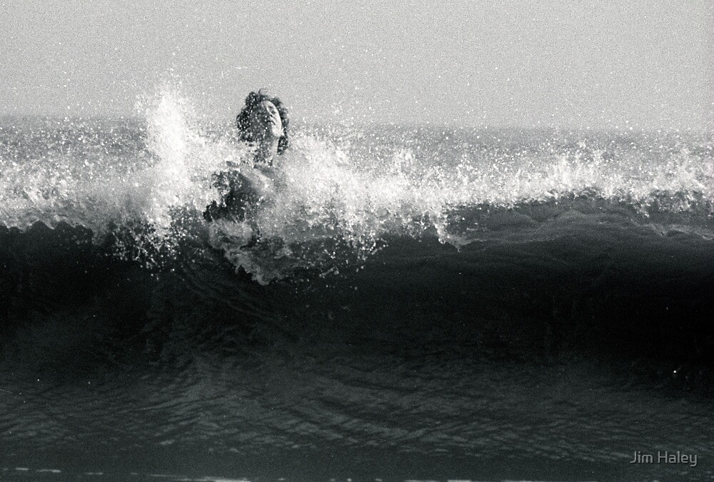 Surf Play by Jim Haley
