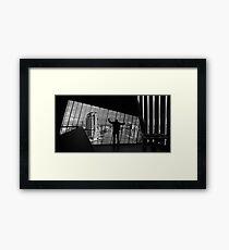 Prisoner of war Framed Print