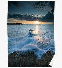 Archerfield Surf Poster