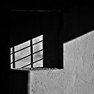 Shapes and shadows by Tony  Glover