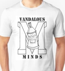 Vandalous Minds #2 Unisex T-Shirt