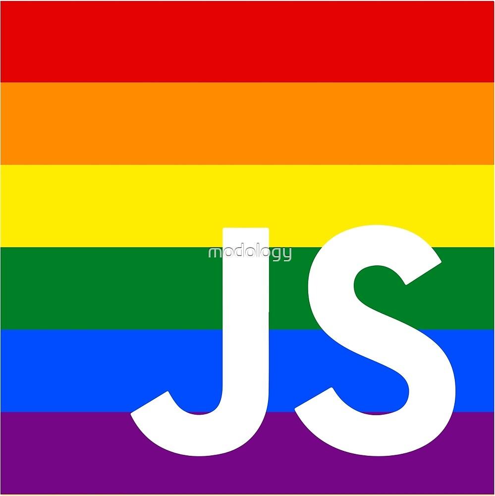 JavaScript Pride by modology