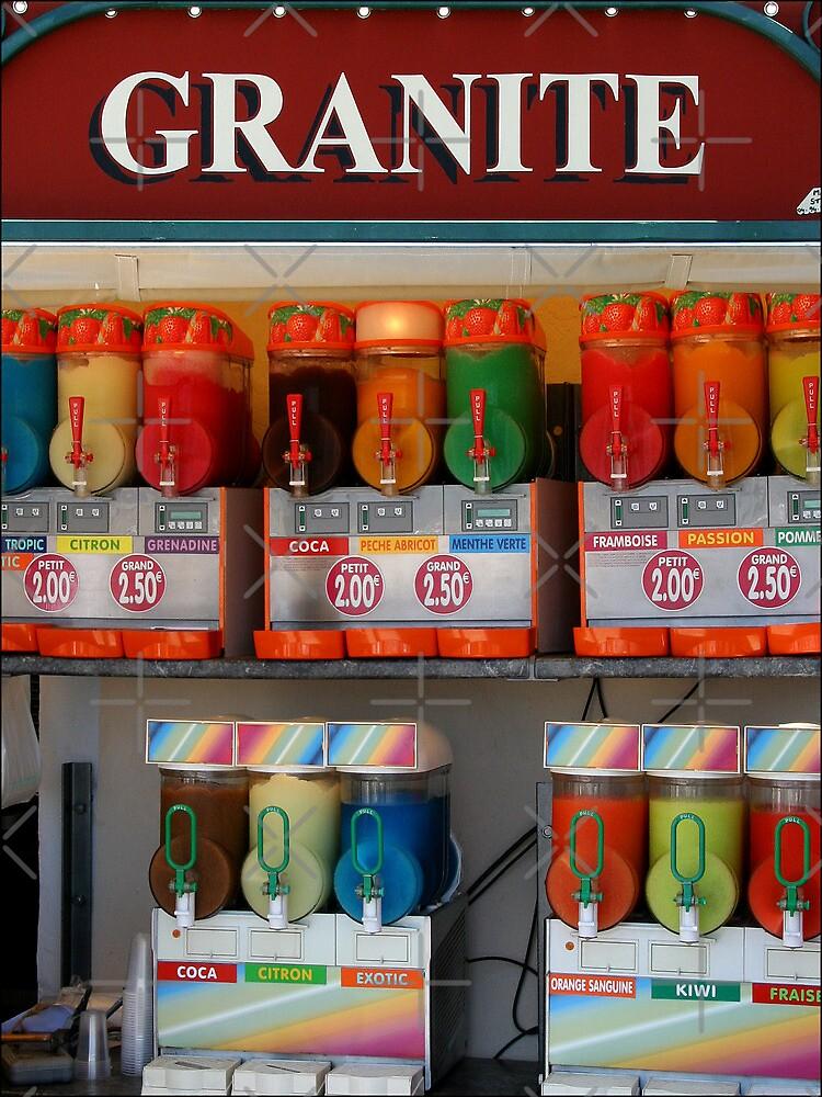 Granite by Christine  Wilson