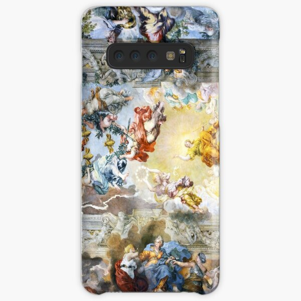 Allegory of Divine Providence and Barberini Power by Pietro Cortona (1639) Samsung Galaxy Snap Case