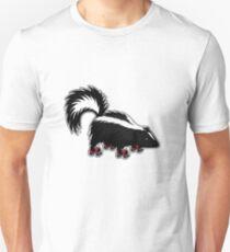 Skating Skunk T-Shirt