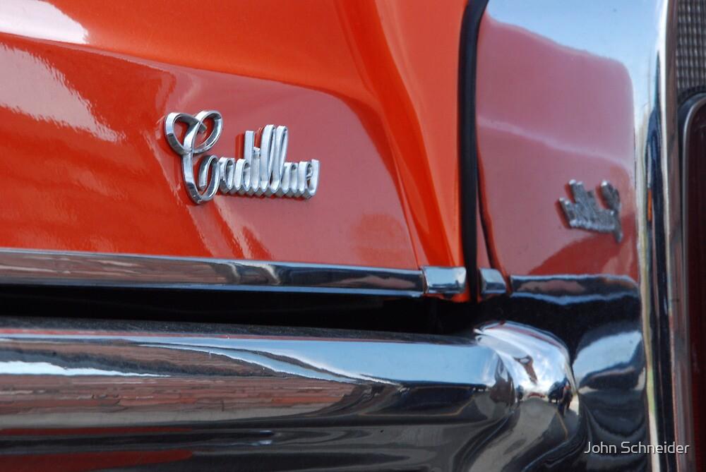 Cadillac 1966 by John Schneider