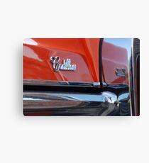 Cadillac 1966 Canvas Print