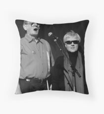 Mayday  in Melbourne Throw Pillow