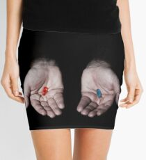 the matrix choice Mini Skirt