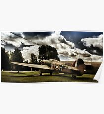 Hawker Hurrican Poster