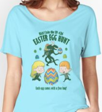 A Xenomorph Easter Special Women's Relaxed Fit T-Shirt