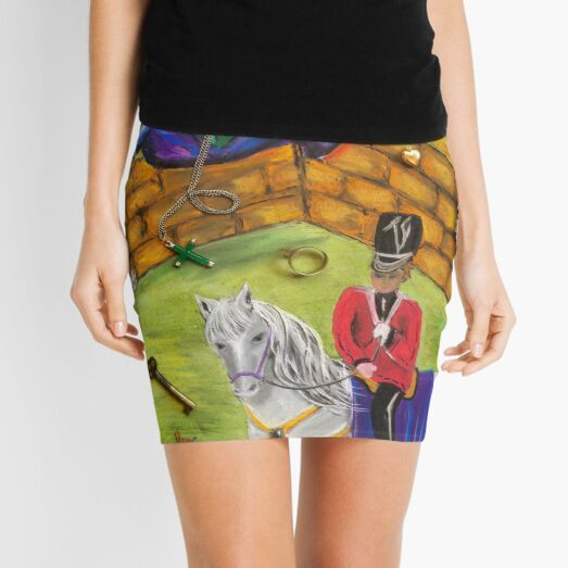 Humpty Dumpty Mini Skirt