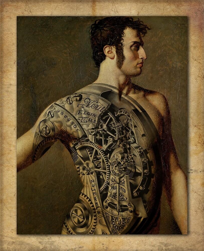 The Clockwork Man by Margaret Orr