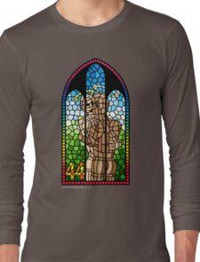 T-Shirt 44/85 (Relationships) by Rico Reinhold Long Sleeve T-Shirt