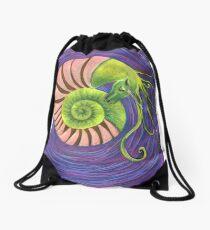 Morphic Entaglement Horse Drawstring Bag