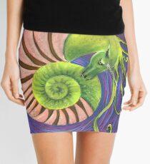 Morphic Entaglement Horse Mini Skirt