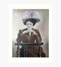Chantilly Art Print
