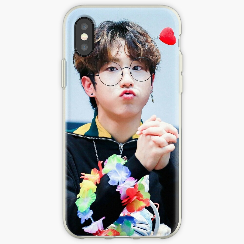 Jisung - Streunende Kinder iPhone-Hülle & Cover
