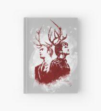 Cuaderno de tapa dura Depredador y presa
