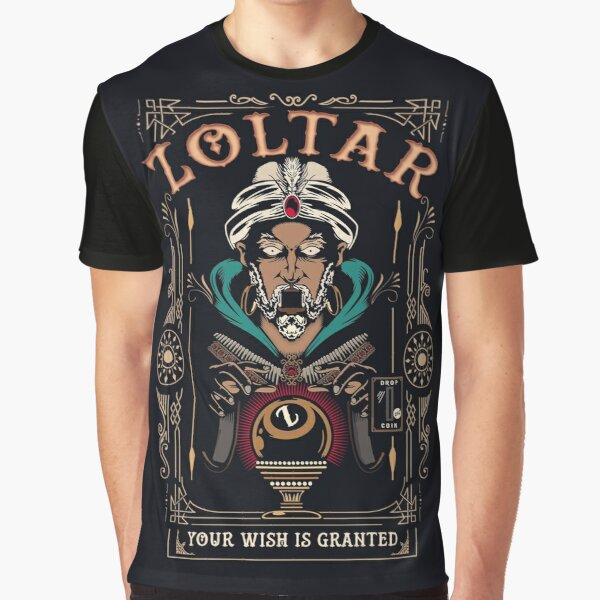 Zoltar - Show you a glimpse into your future Graphic T-Shirt