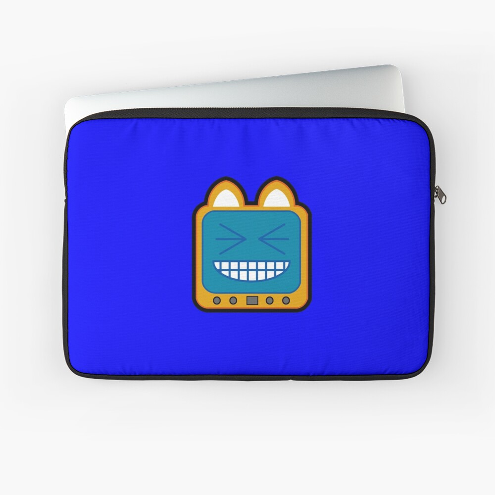 Television Kitty LOL 2 Laptop Sleeve