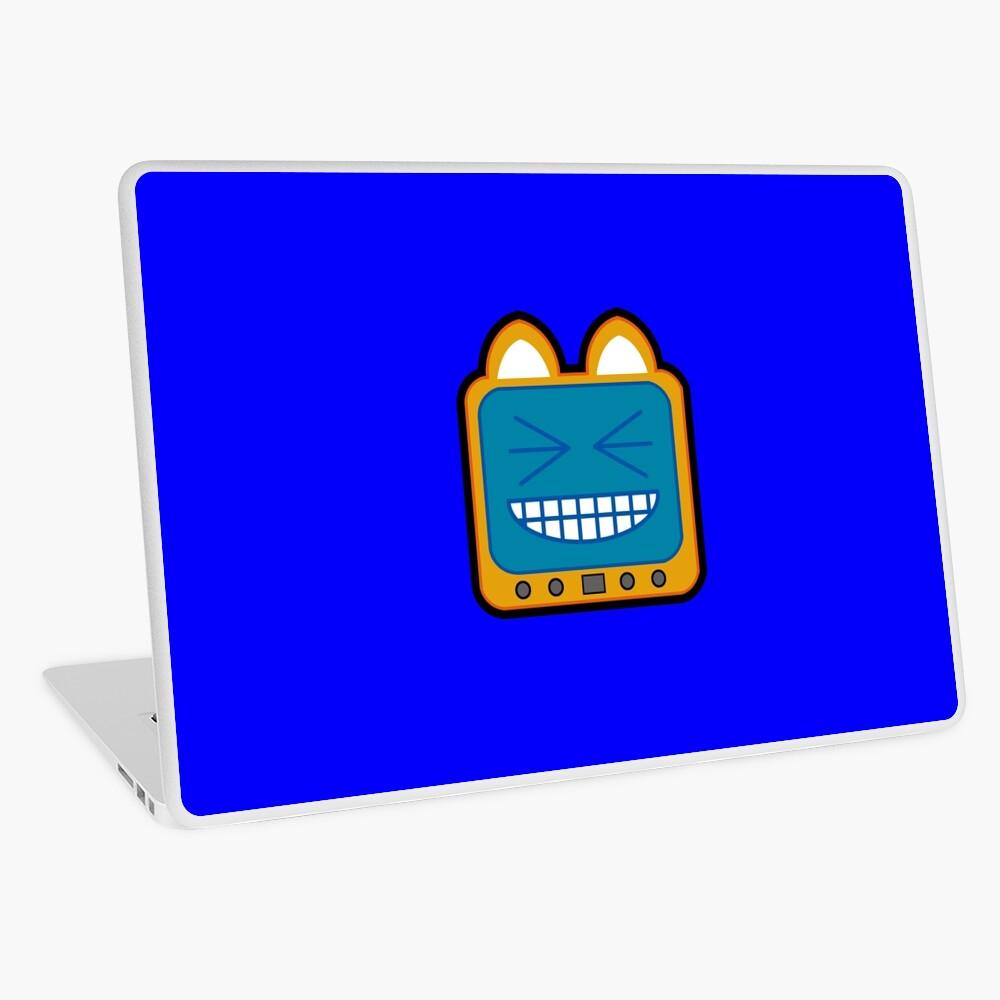 Television Kitty LOL 2 Laptop Skin